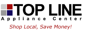 Top Line Appliance Center Logo